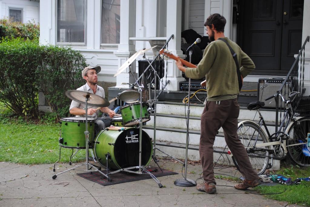 Porchfest 2013 – photos by Steffen Holl